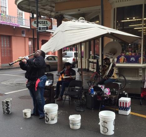 NOLA Street Musicians