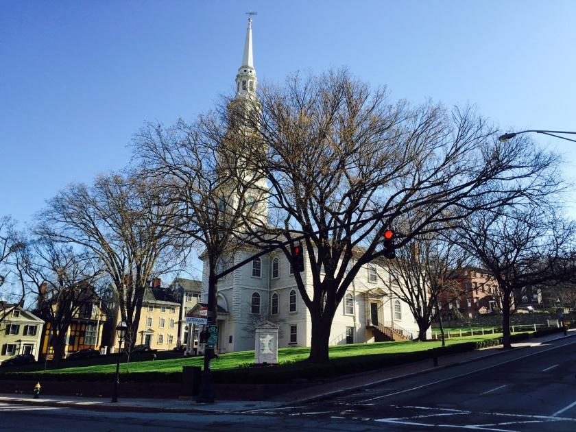 The First Baptist Church