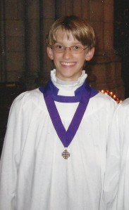 Cathedral Chorister