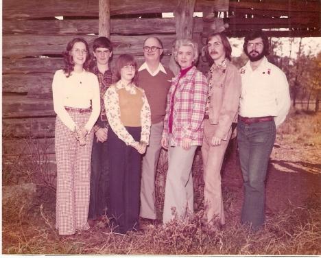Tom Brown Family