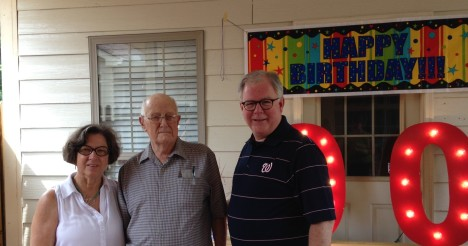 Tom Brown's 90th