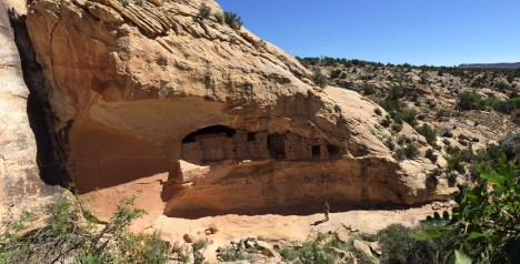 SE Utah Cliff Dwellings