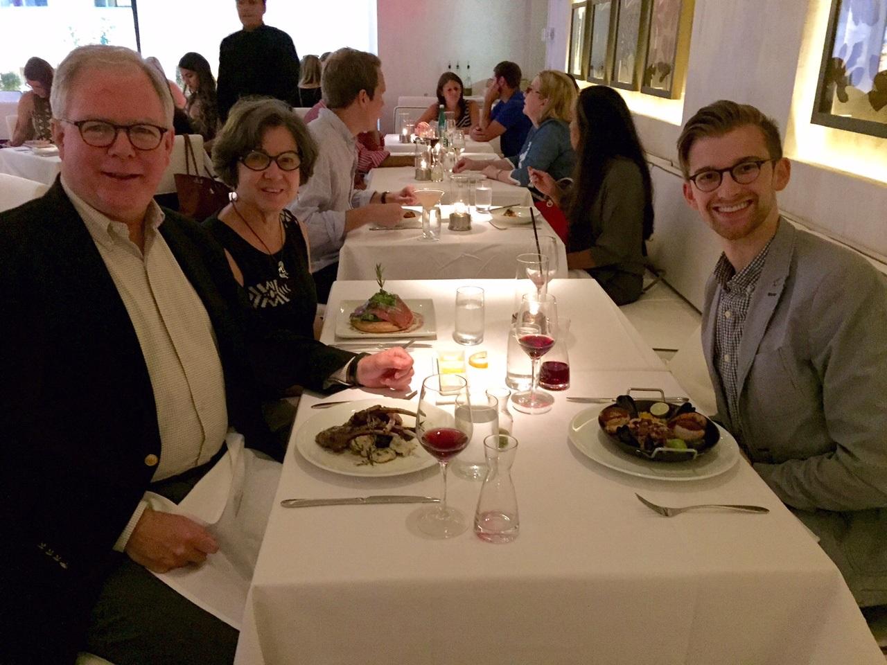 Fig And Olive Dc Restaurant Week Menu