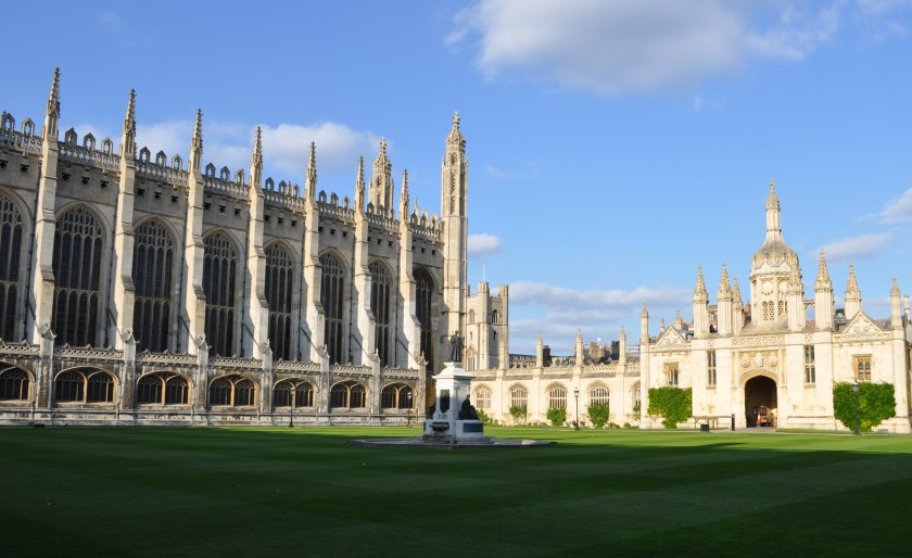 King's College Courtyard