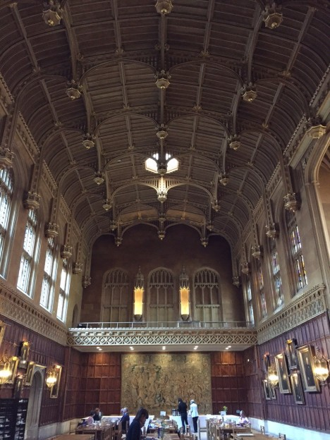 Great Hall of King's College
