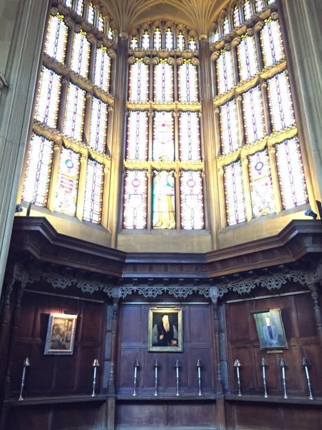 Great Hall Windows