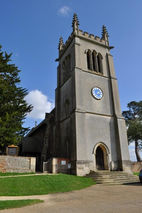 Ickworth Church