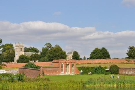 Ickworth Walled Garden