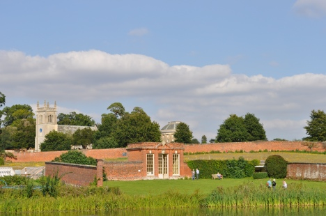 Ickworth Walled Garden
