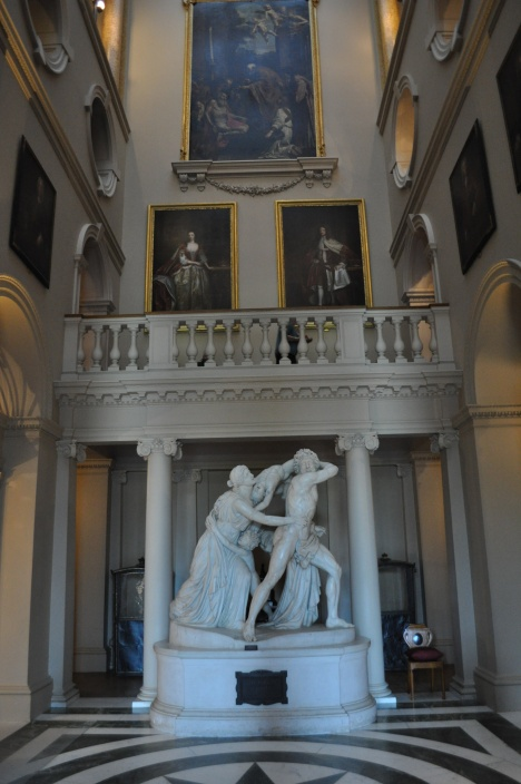 Entrance Hall at Ickworth