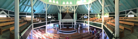 Panorama of Union Chapel