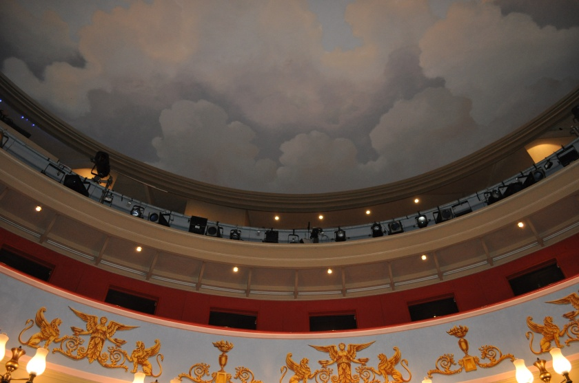 Theatre Royal Ceiling
