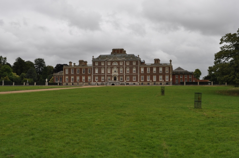 Lawn at Wimpole