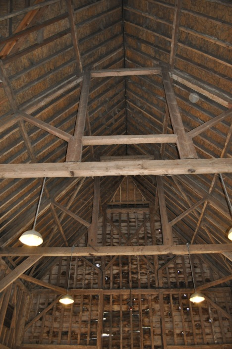 Great Barn Framing
