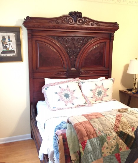 Wagner family bed