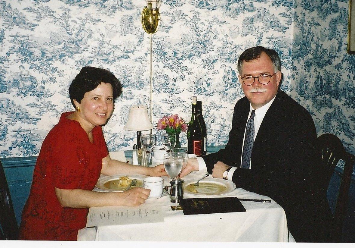 20th Anniversary Dinner