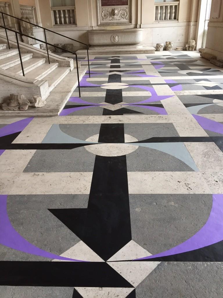 Byrony Roberts AAR installation