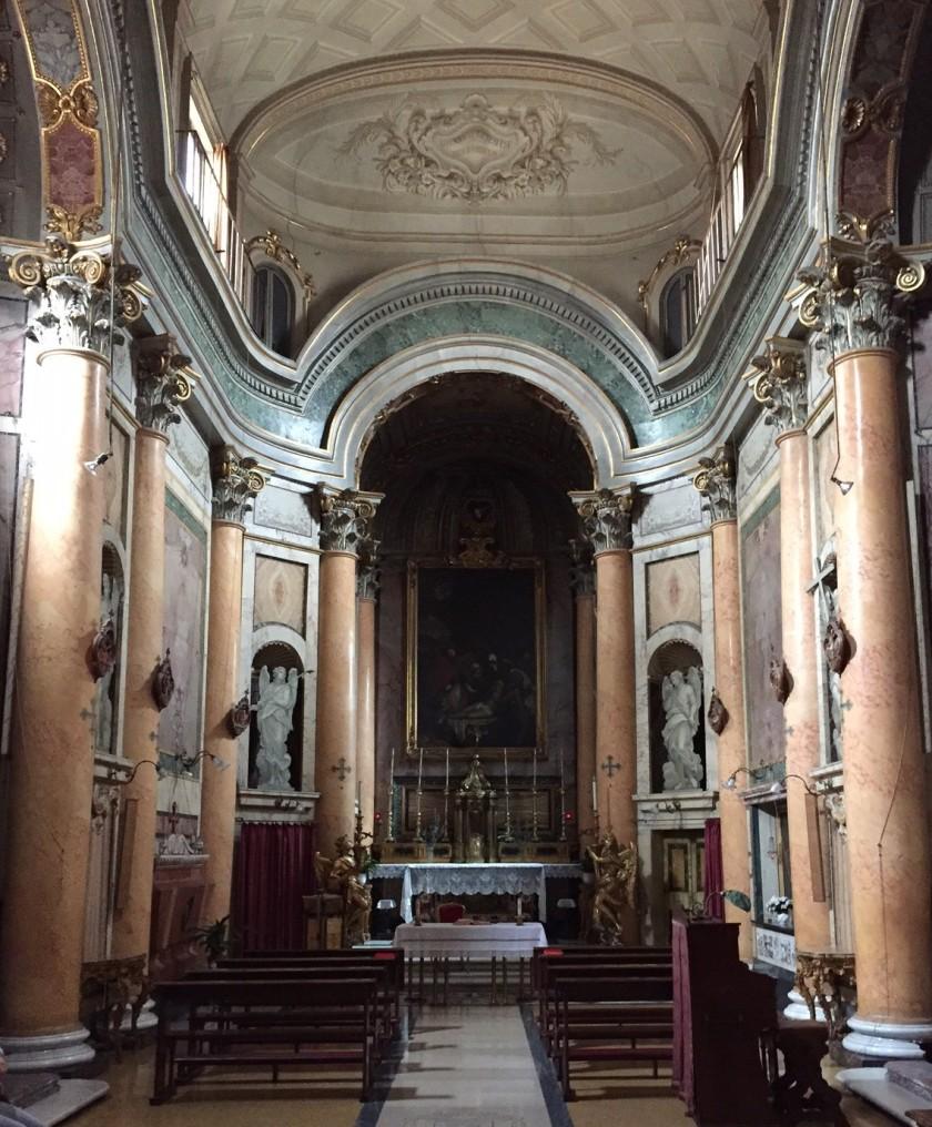 Chapel of St. Maria dei Sette Dolori