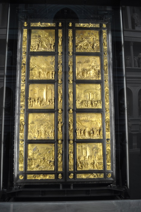 East Baptistry doors