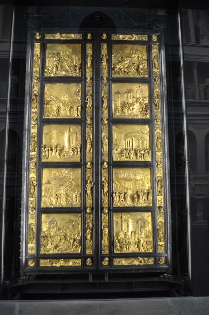 East Baptistry doors