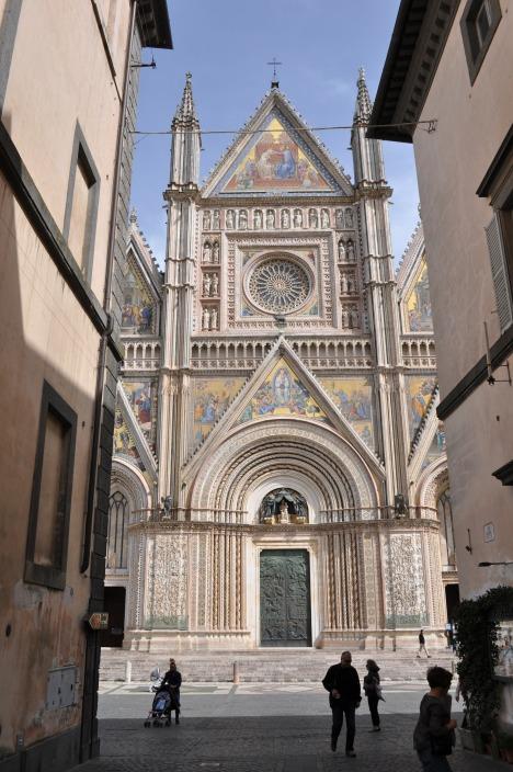 Duomo di Orvieto facade