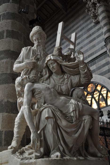 Pieta by Scalza