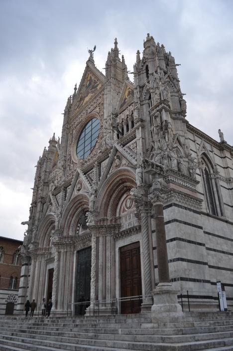 Siena Duomo facade