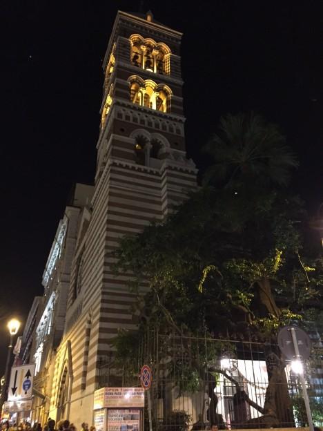 St. Paul's tower
