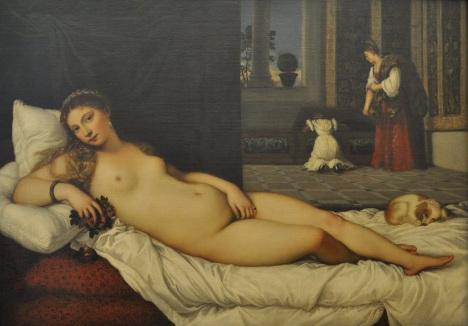 The Venus of Urbino
