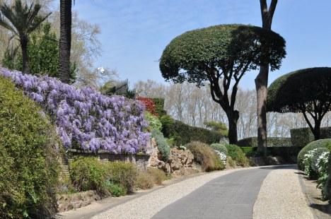Villa Aurelia Entrance