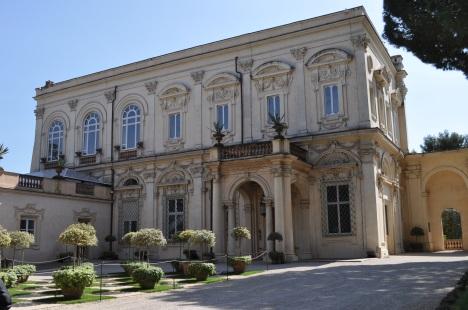Villa Aurelia Facade