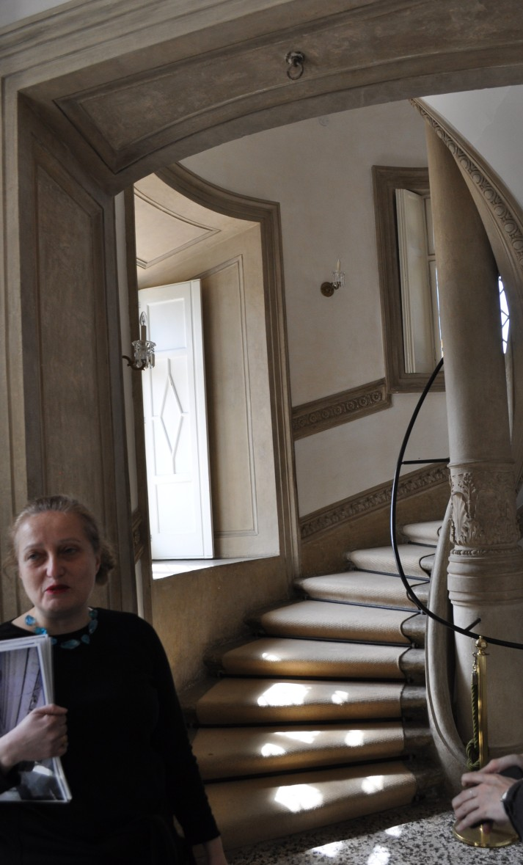 Tour of the Villa Aurelia