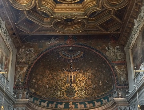 Apse Mosaics