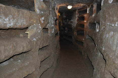 Catacombs of San Pancrazio