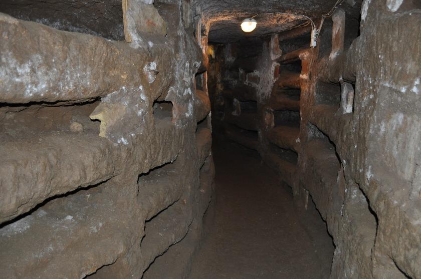 Catacombs of San Pancrazio
