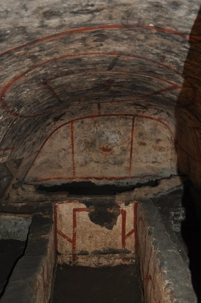 Catacomb detail