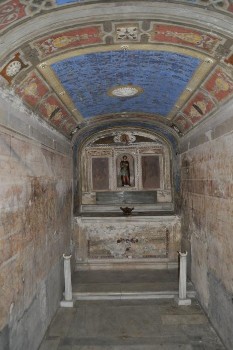 Crypt of St. Pancras