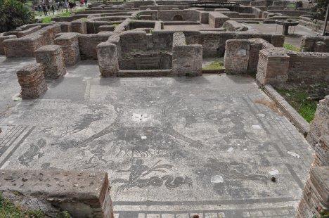 Baths of the Cisiarii