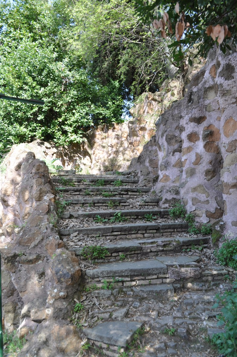 Stairs in Rome