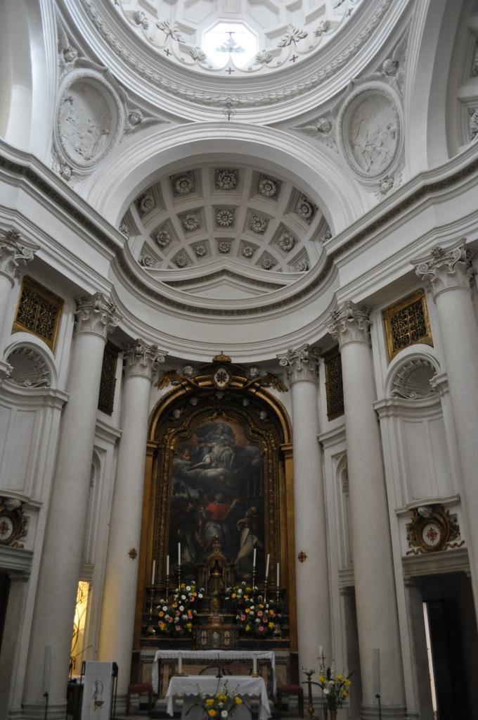 Altar at San Carlo