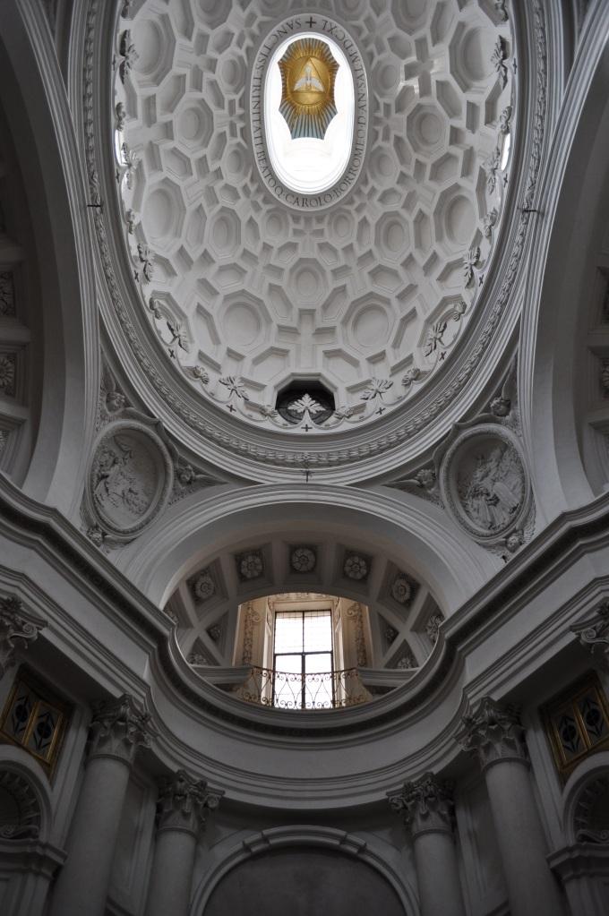 San Carlo detail
