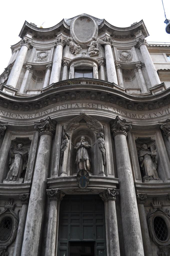 San Carlo exterior