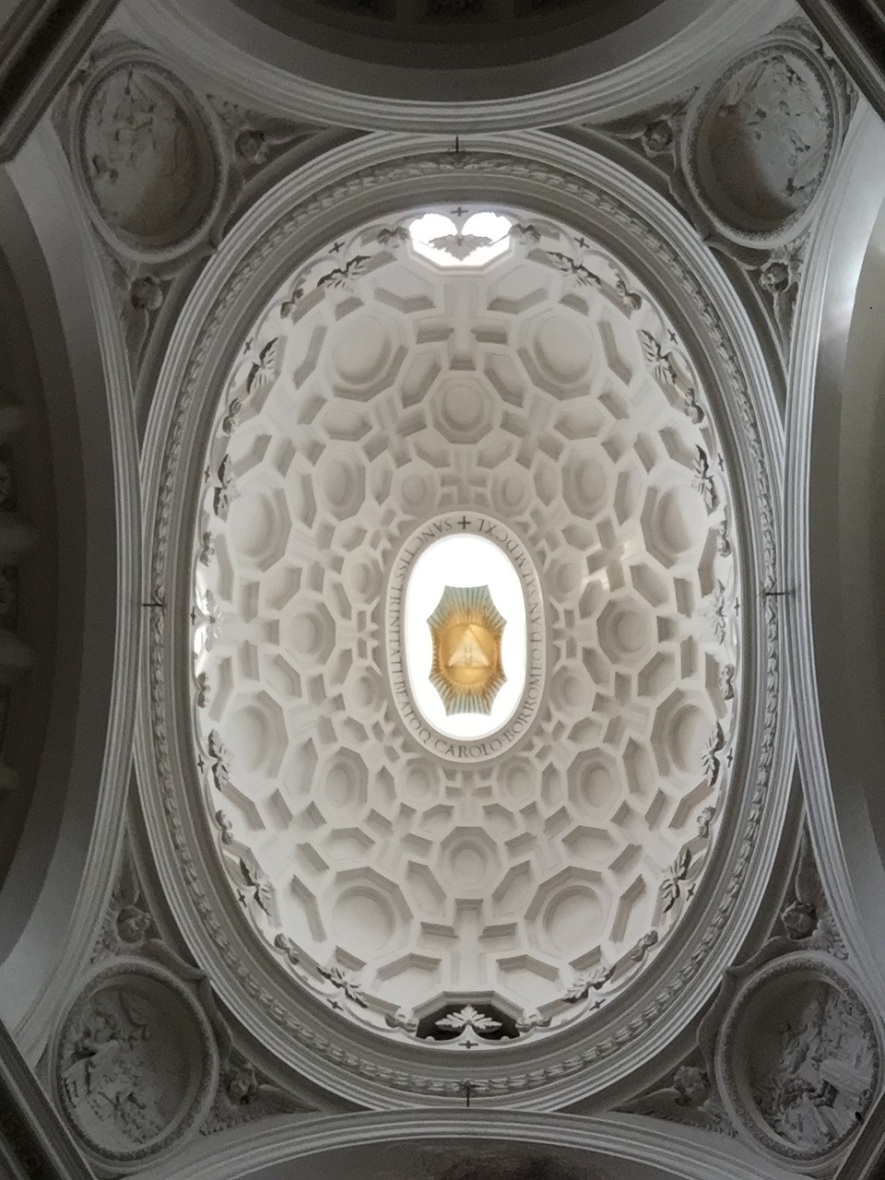 Dome of San Carlo
