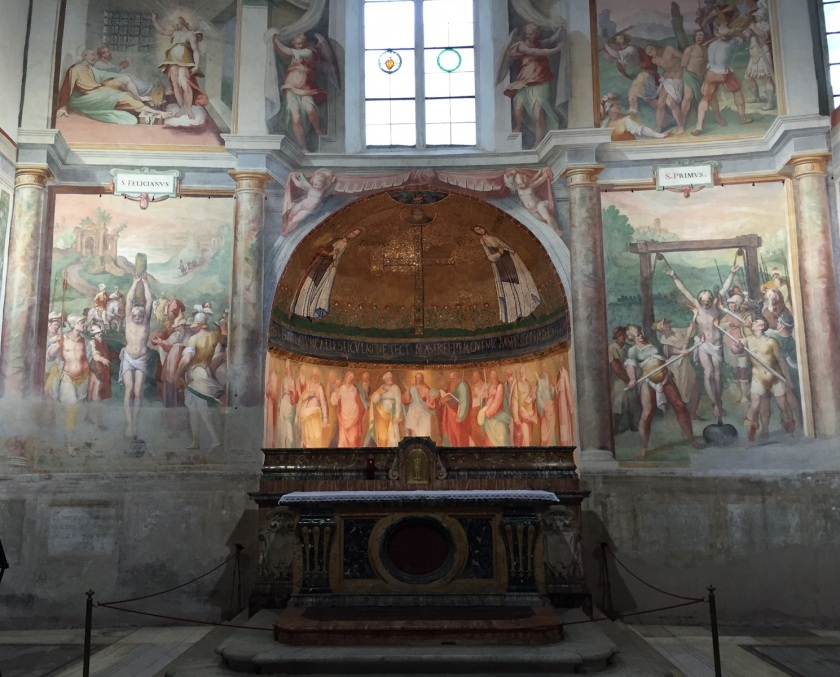 Chapel in Santo Stefano