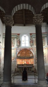 At Prayer in Santo Stefano Rotondo