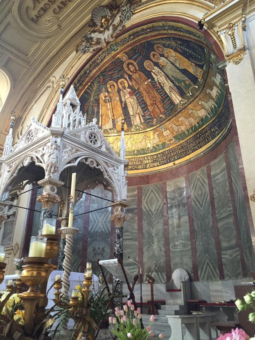 Aspe in St. Cecilia