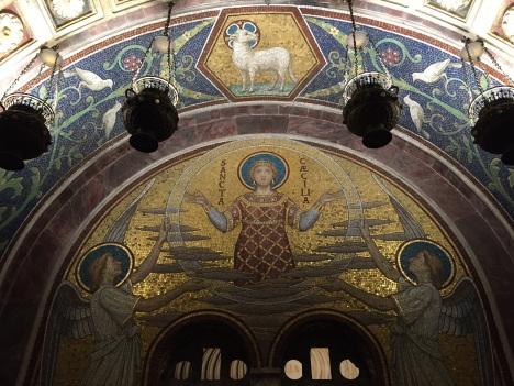 St. Cecilia's Crypt