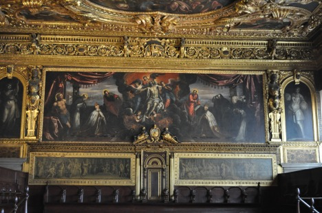 Chamber in the Palazzo Ducale