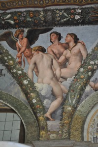 Detail of Cupid and Psyche