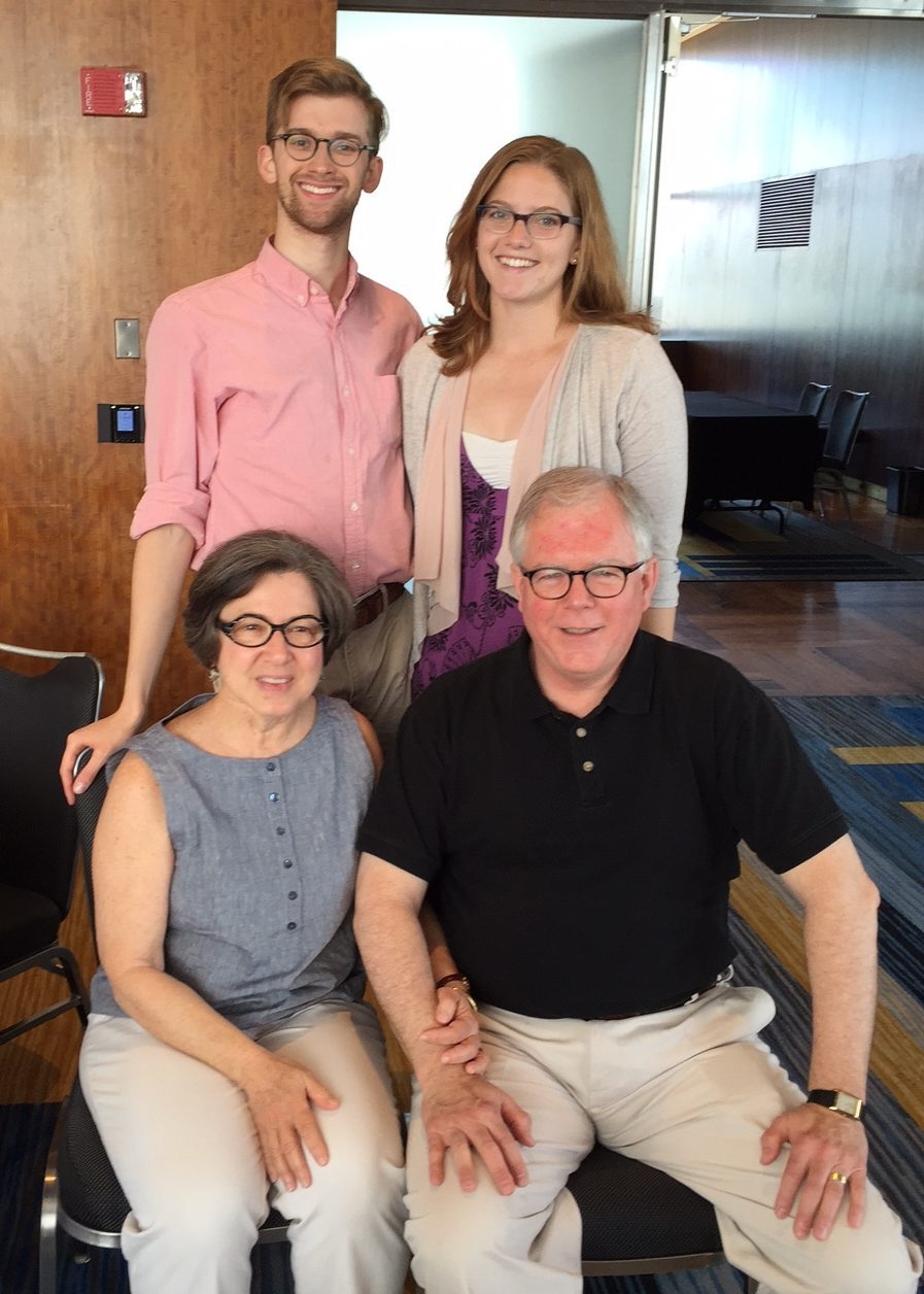 Family in Philadelphia